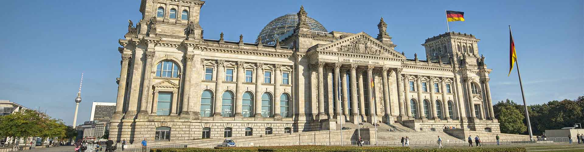 Berlin - Auberges de jeunesse près de Bâtiment du Reichstag. Cartes pour Berlin, photos et commentaires pour chaque auberge de jeunesse à Berlin.