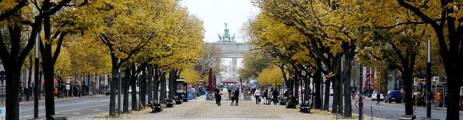 Berlin - Chambres près de Unter den Linden. Cartes pour Berlin, photos et commentaires pour chaque chambre à Berlin.