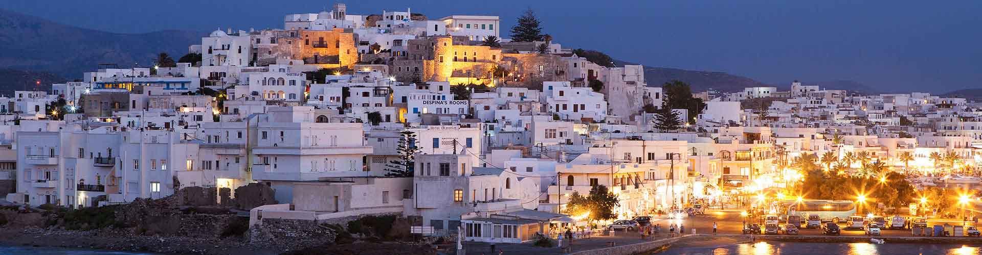 Île de Naxos - Hôtels à Île de Naxos. Cartes pour Île de Naxos, photos et commentaires pour chaque hôtel à Île de Naxos.