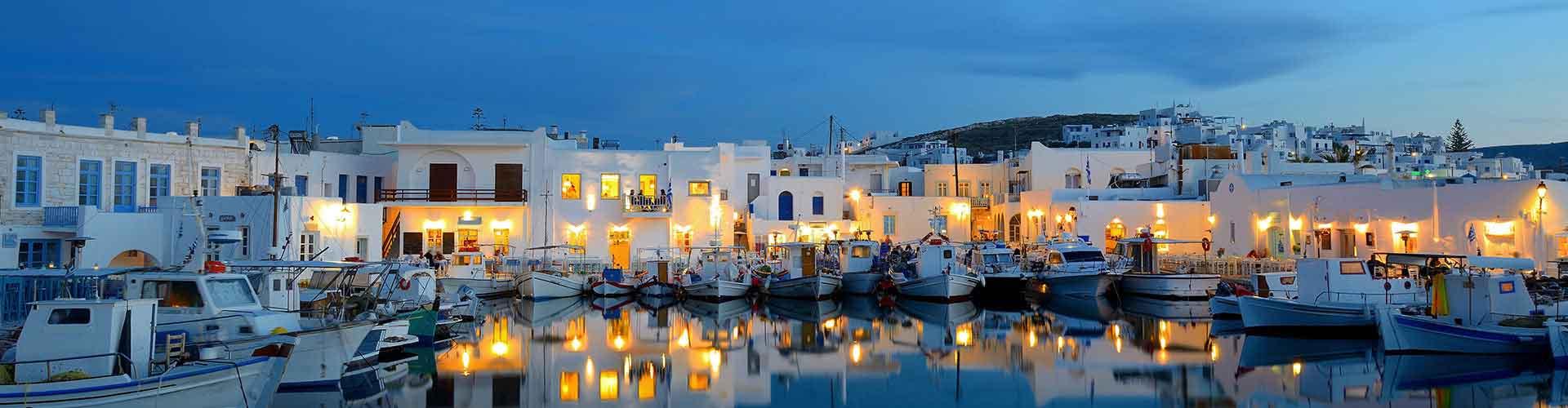 Paros - Auberges de jeunesse à Paros. Cartes pour Paros, photos et commentaires pour chaque auberge de jeunesse à Paros.