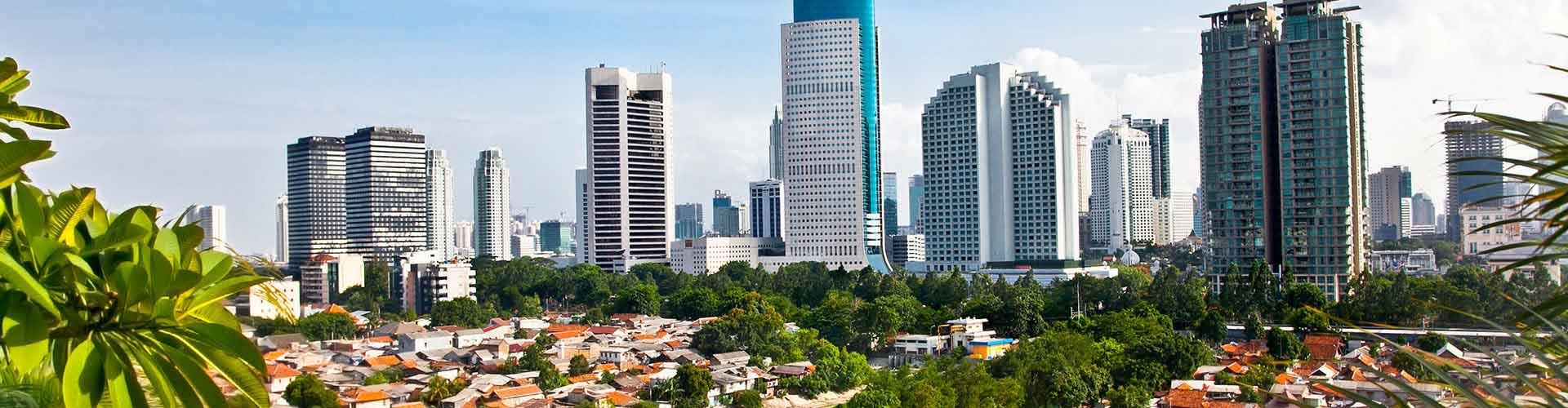 Jakarta - Auberges de jeunesse à Jakarta. Cartes pour Jakarta, photos et commentaires pour chaque auberge de jeunesse à Jakarta.