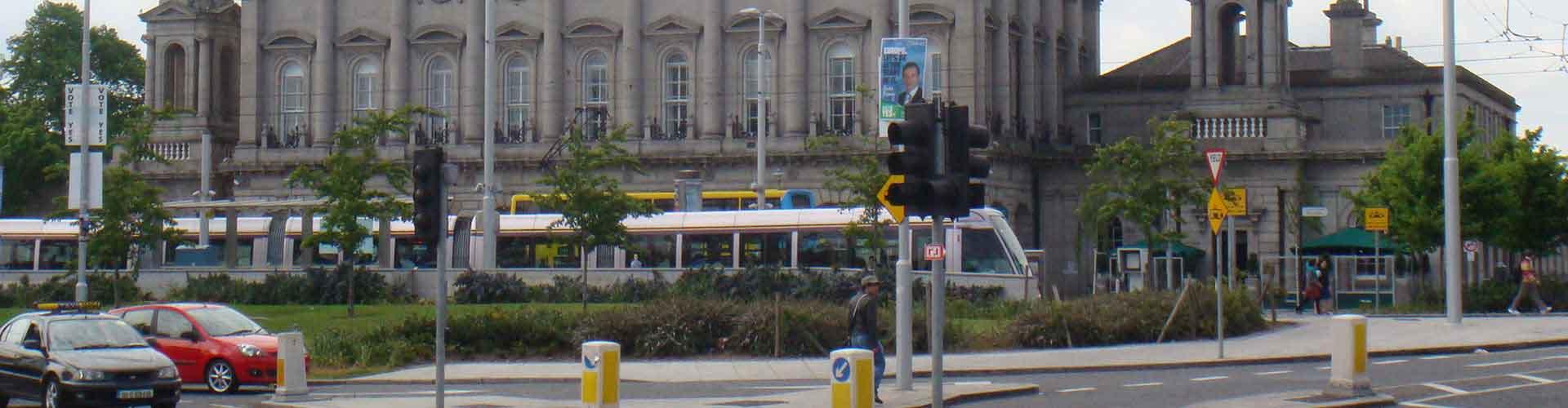 Dublin - Appartements près de Gare de Dublin Heuston. Cartes pour Dublin, photos et commentaires pour chaque appartement à Dublin.