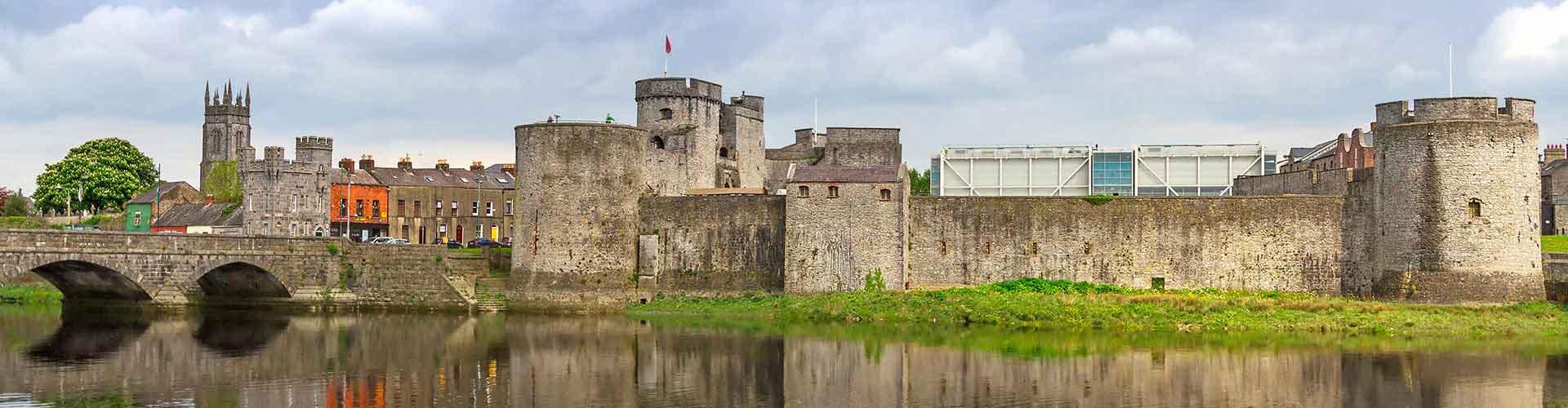 Limerick - Appartments à Limerick. Cartes pour Limerick, photos et commentaires pour chaque appartement à Limerick.
