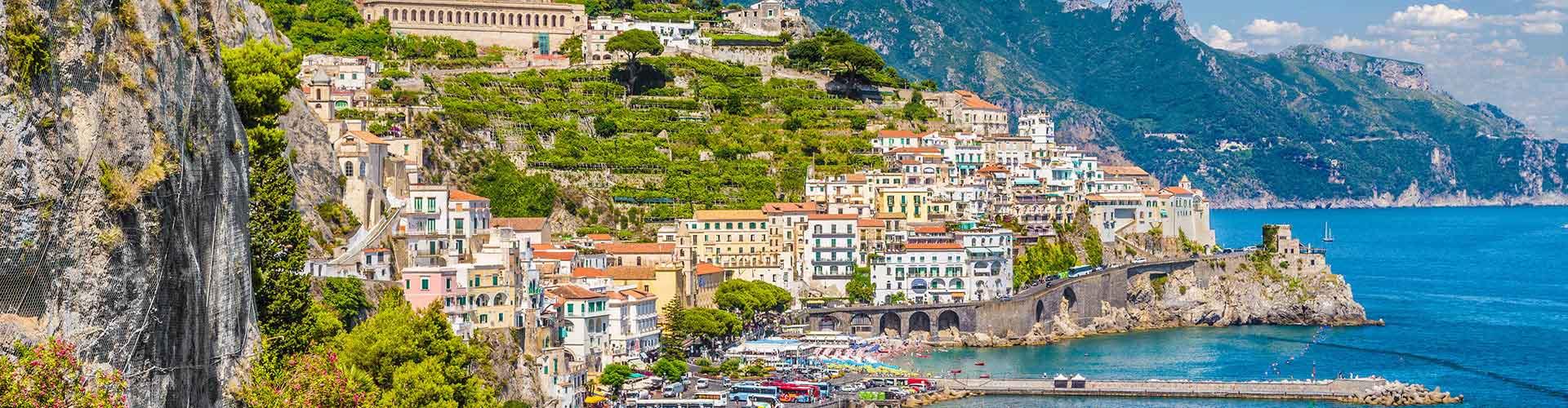 Amalfi - Camping à Amalfi. Cartes pour Amalfi, photos et commentaires pour chaque Camping à Amalfi.