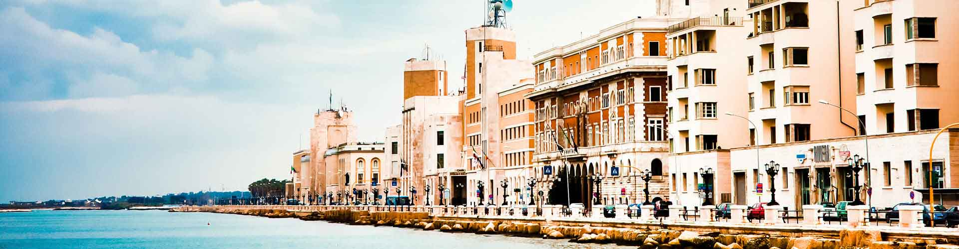 Bari - Appartments à Bari. Cartes pour Bari, photos et commentaires pour chaque appartement à Bari.