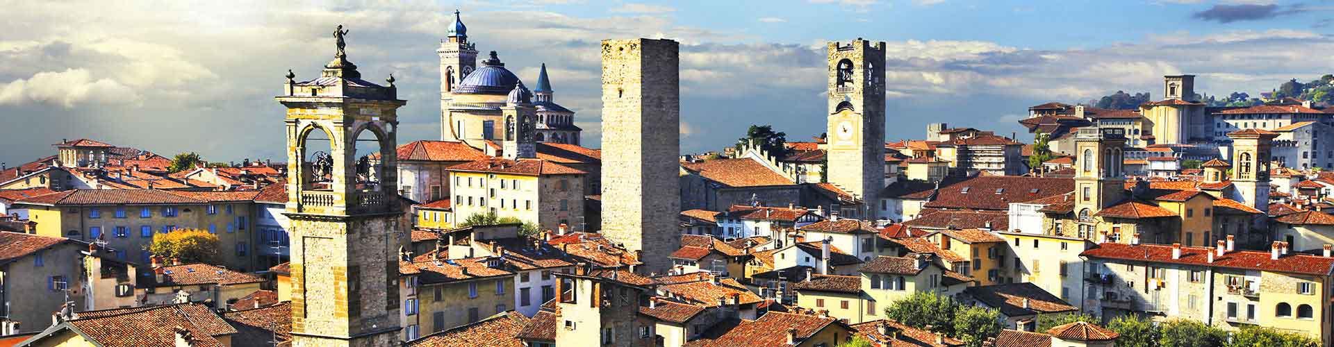 Bergamo - Camping à Bergamo. Cartes pour Bergamo, photos et commentaires pour chaque Camping à Bergamo.