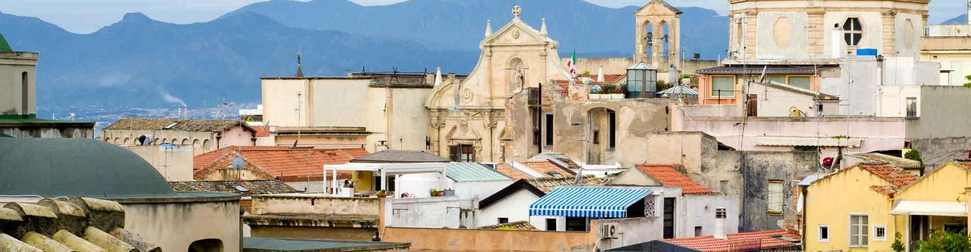 Cagliari - Hôtels à Cagliari. Cartes pour Cagliari, photos et commentaires pour chaque hôtel à Cagliari.