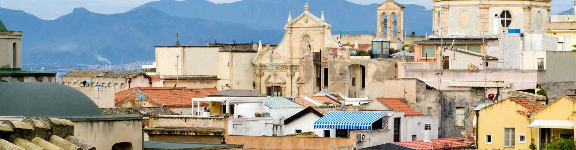 Cagliari - Appartments à Cagliari. Cartes pour Cagliari, photos et commentaires pour chaque appartement à Cagliari.