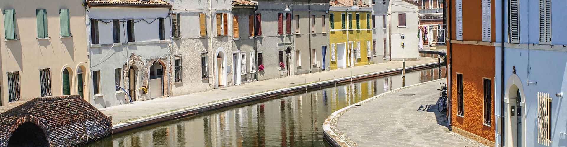 Ferrara - Chambres à Ferrara. Cartes pour Ferrara, photos et commentaires pour chaque chambre à Ferrara.