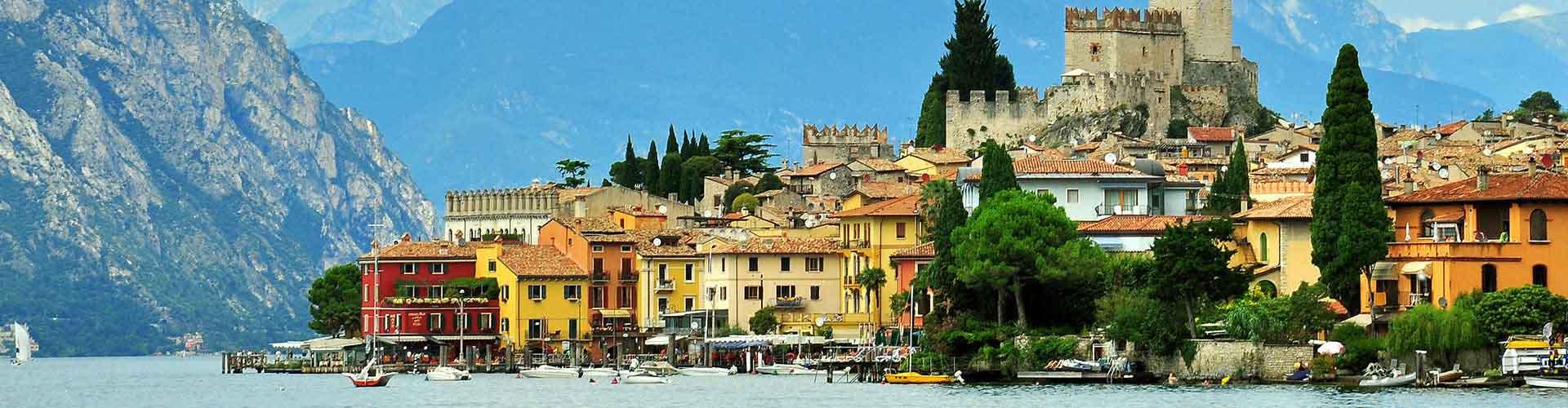 Lake Garda - Auberges de jeunesse à Lake Garda. Cartes pour Lake Garda, photos et commentaires pour chaque auberge de jeunesse à Lake Garda.