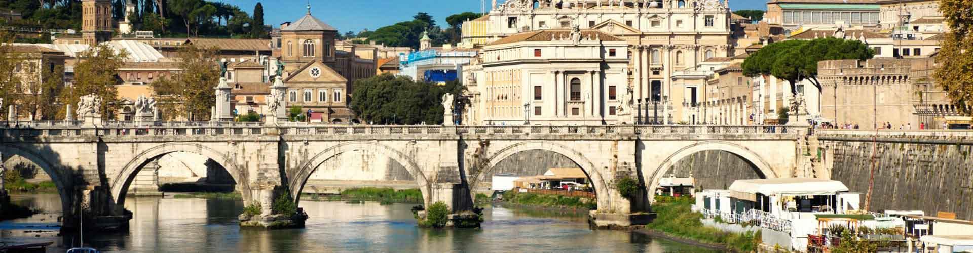 Rome - Auberges de jeunesse près de Centre ville. Cartes pour Rome, photos et commentaires pour chaque auberge de jeunesse à Rome.