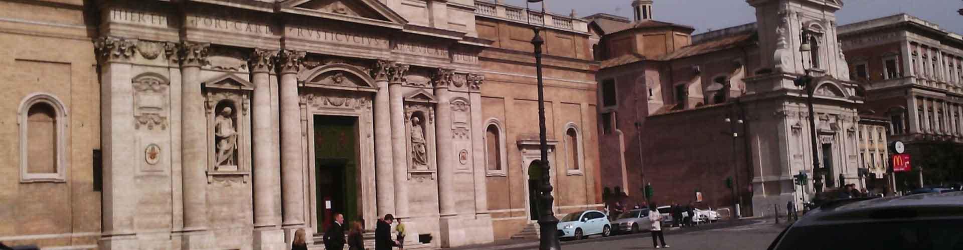 Rome - Auberges de jeunesse près de Santa Maria della Vittoria. Cartes pour Rome, photos et commentaires pour chaque auberge de jeunesse à Rome.