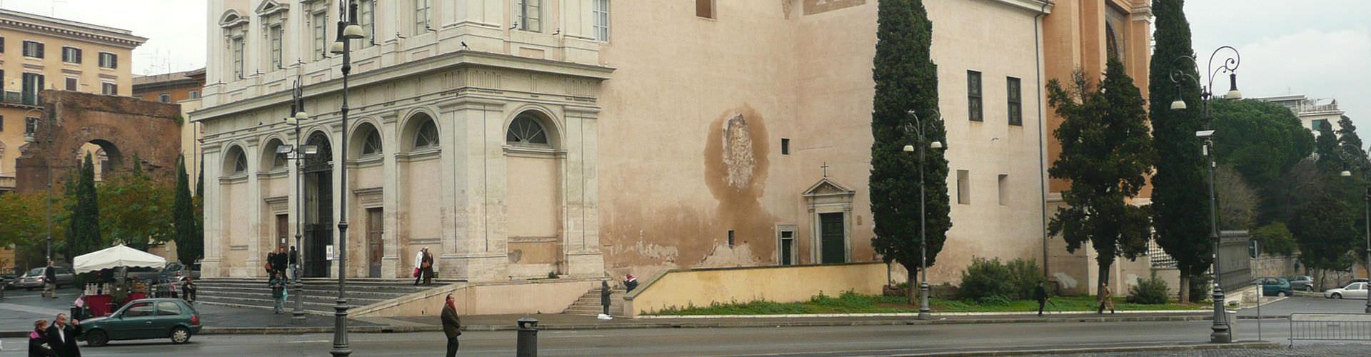 Rome - Auberges de jeunesse près de Scala Sancta. Cartes pour Rome, photos et commentaires pour chaque auberge de jeunesse à Rome.