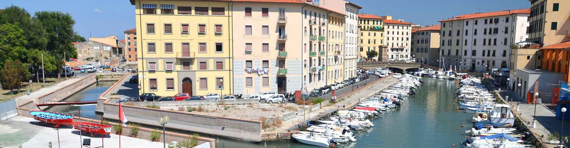 Livorno - Camping à Livorno. Cartes pour Livorno, photos et commentaires pour chaque Camping à Livorno.