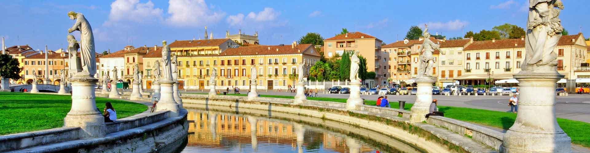 Padova - Hôtels à Padova. Cartes pour Padova, photos et commentaires pour chaque hôtel à Padova.