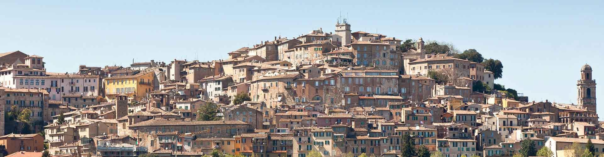 Perugia - Hôtels à Perugia. Cartes pour Perugia, photos et commentaires pour chaque hôtel à Perugia.