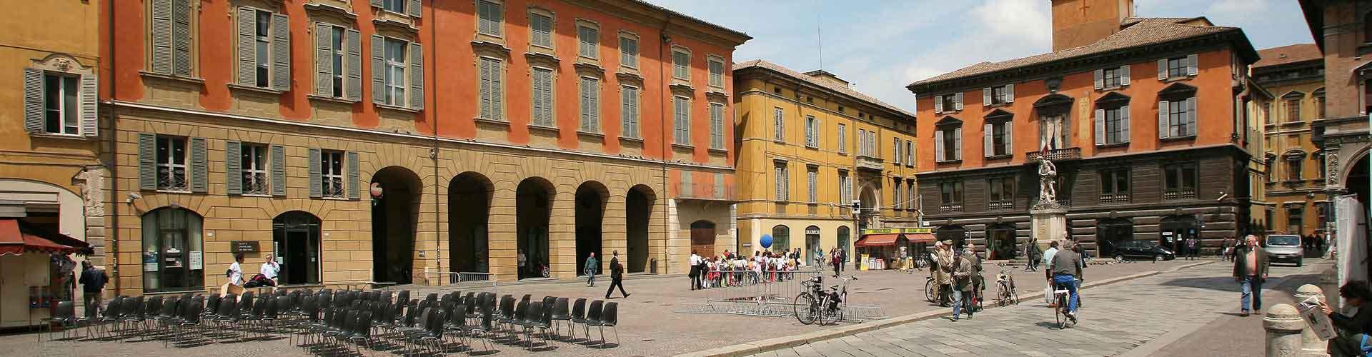 Reggio Emilia - Hôtels à Reggio Emilia. Cartes pour Reggio Emilia, photos et commentaires pour chaque hôtel à Reggio Emilia.
