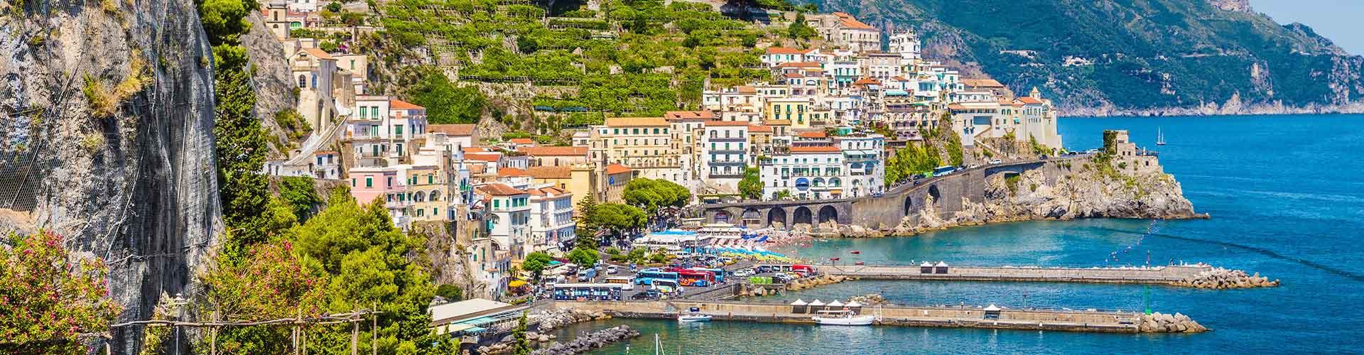 Salerno - Chambres à Salerno. Cartes pour Salerno, photos et commentaires pour chaque chambre à Salerno.