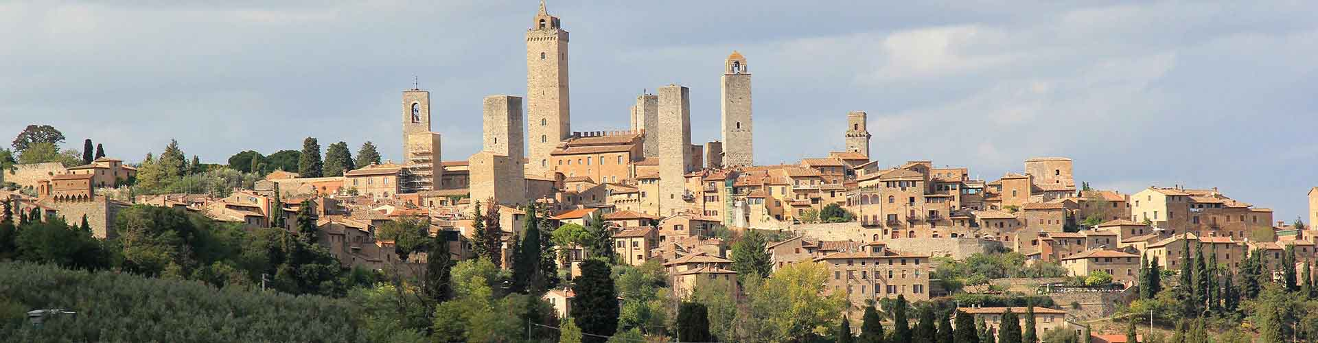 San Gimignano - Auberges de jeunesse à San Gimignano. Cartes pour San Gimignano, photos et commentaires pour chaque auberge de jeunesse à San Gimignano.