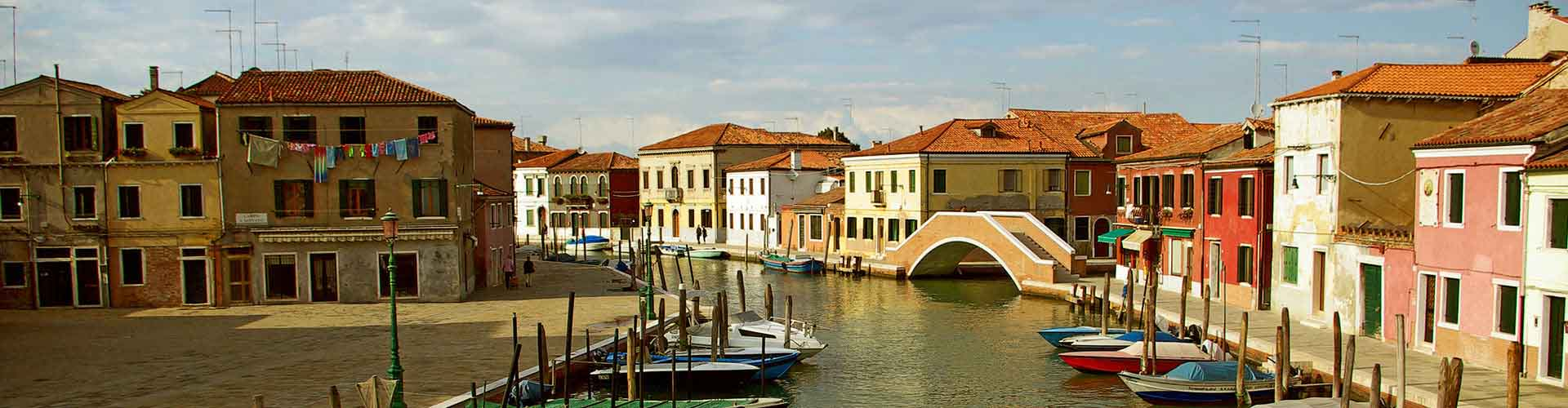 Venice Mestre - Auberges de jeunesse dans le quartier de Quartier Chirignano, Gazzera. Cartes pour Venice Mestre, photos et commentaires pour chaque auberge de jeunesse à Venice Mestre.