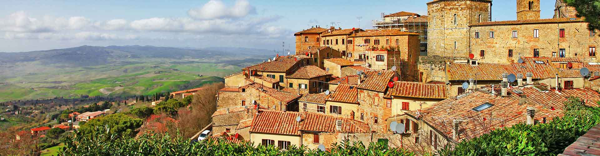 Volterra - Hôtels à Volterra. Cartes pour Volterra, photos et commentaires pour chaque hôtel à Volterra.
