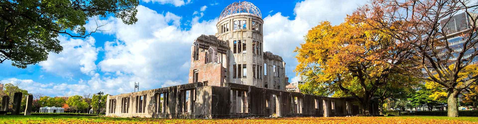 Hiroshima - Appartments à Hiroshima. Cartes pour Hiroshima, photos et commentaires pour chaque appartement à Hiroshima.
