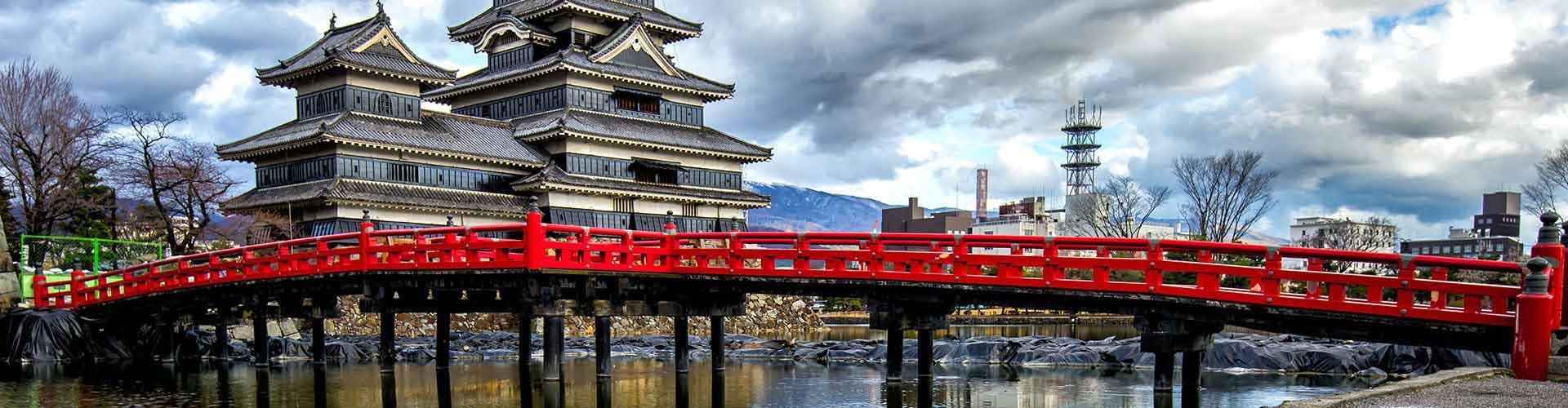 Osaka - Hôtels à Osaka. Cartes pour Osaka, photos et commentaires pour chaque hôtel à Osaka.