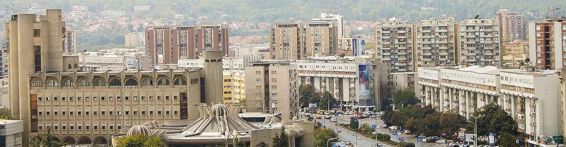 Skopje - Chambres à Skopje. Cartes pour Skopje, photos et commentaires pour chaque chambre à Skopje.