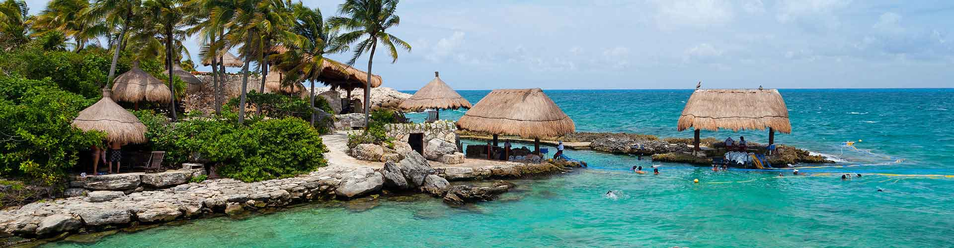 Cancun - Hôtels à Cancun. Cartes pour Cancun, photos et commentaires pour chaque hôtel à Cancun.