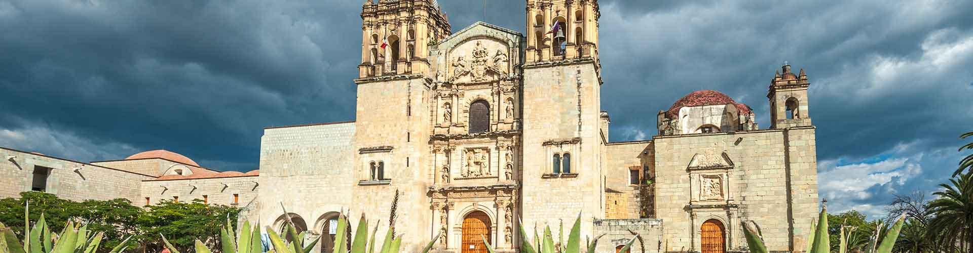 Oaxaca - Hôtels à Oaxaca. Cartes pour Oaxaca, photos et commentaires pour chaque hôtel à Oaxaca.