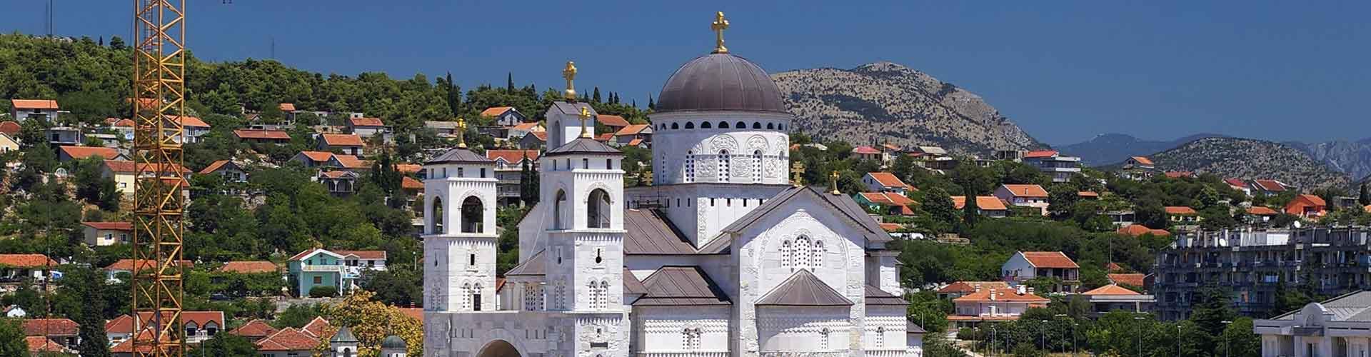 Podgorica - Hôtels à Podgorica. Cartes pour Podgorica, photos et commentaires pour chaque hôtel à Podgorica.