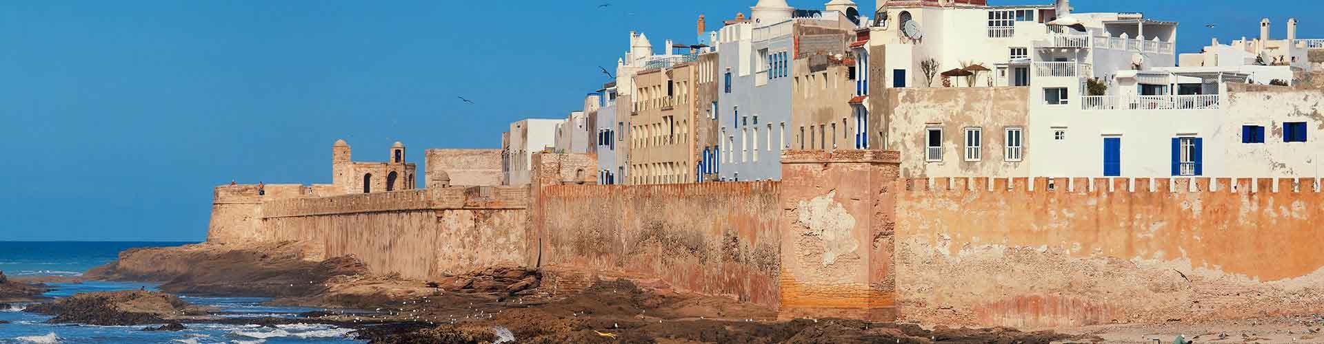 Essaouira - Chambres à Essaouira. Cartes pour Essaouira, photos et commentaires pour chaque chambre à Essaouira.