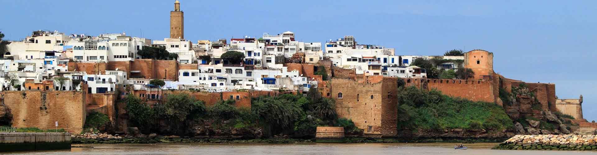 Rabat - Chambres à Rabat. Cartes pour Rabat, photos et commentaires pour chaque chambre à Rabat.