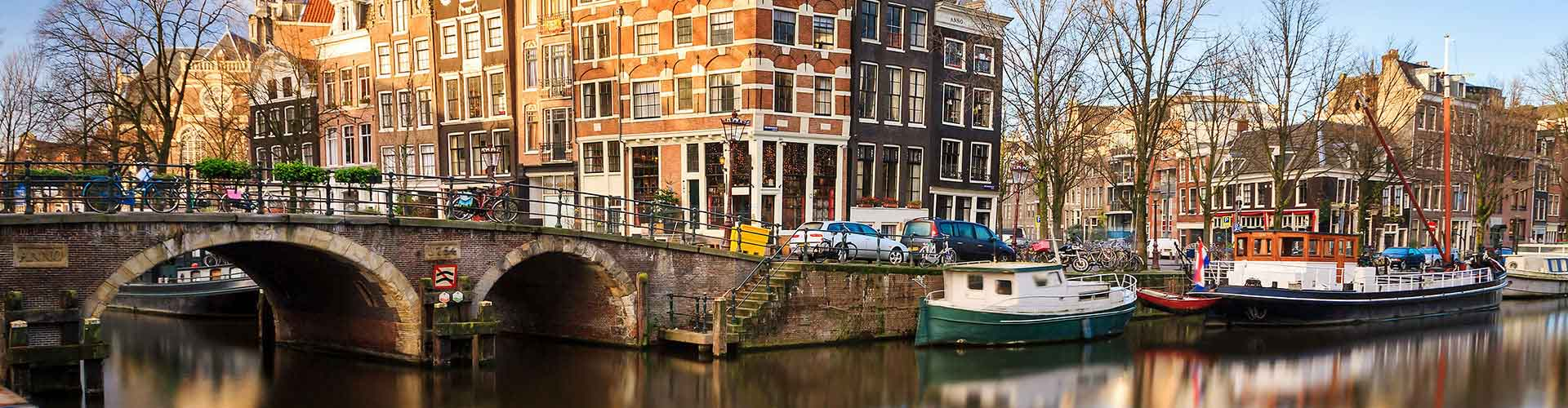 Amsterdam - Auberges de jeunesse à Amsterdam. Cartes pour Amsterdam, photos et commentaires pour chaque auberge de jeunesse à Amsterdam.