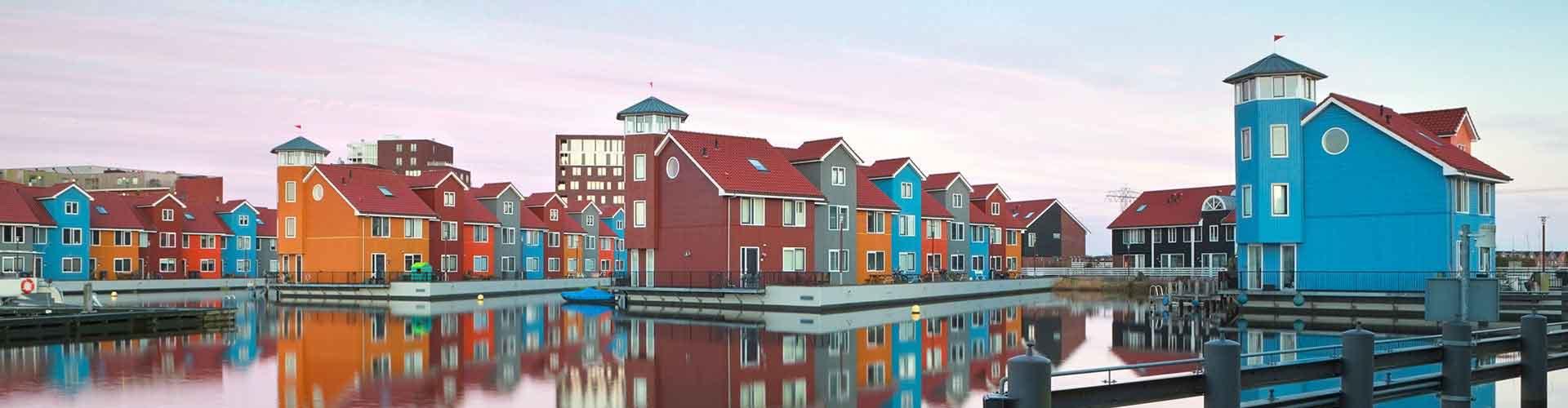 Groningen - Auberges de jeunesse à Groningen. Cartes pour Groningen, photos et commentaires pour chaque auberge de jeunesse à Groningen.