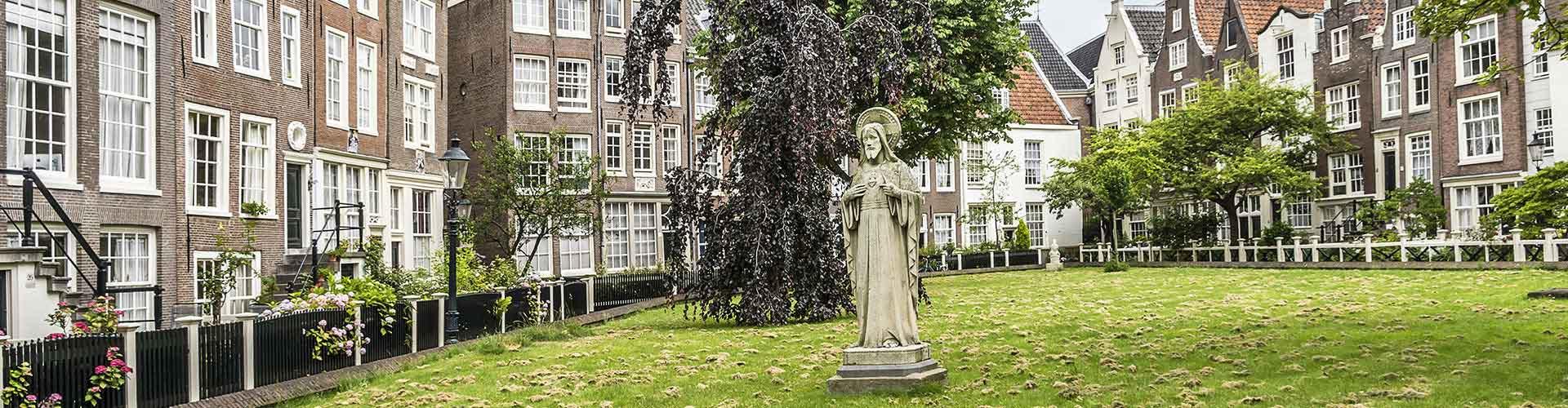 Amsterdam - Chambres près de Béguinage. Cartes pour Amsterdam, photos et commentaires pour chaque chambre à Amsterdam.