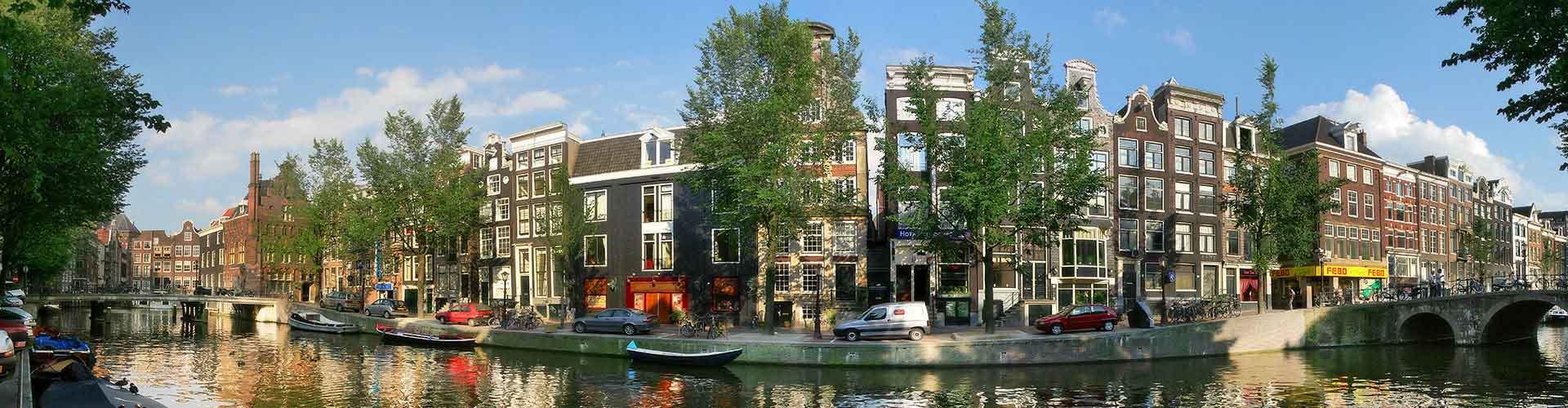 Amsterdam - Chambres près de City Center. Cartes pour Amsterdam, photos et commentaires pour chaque chambre à Amsterdam.