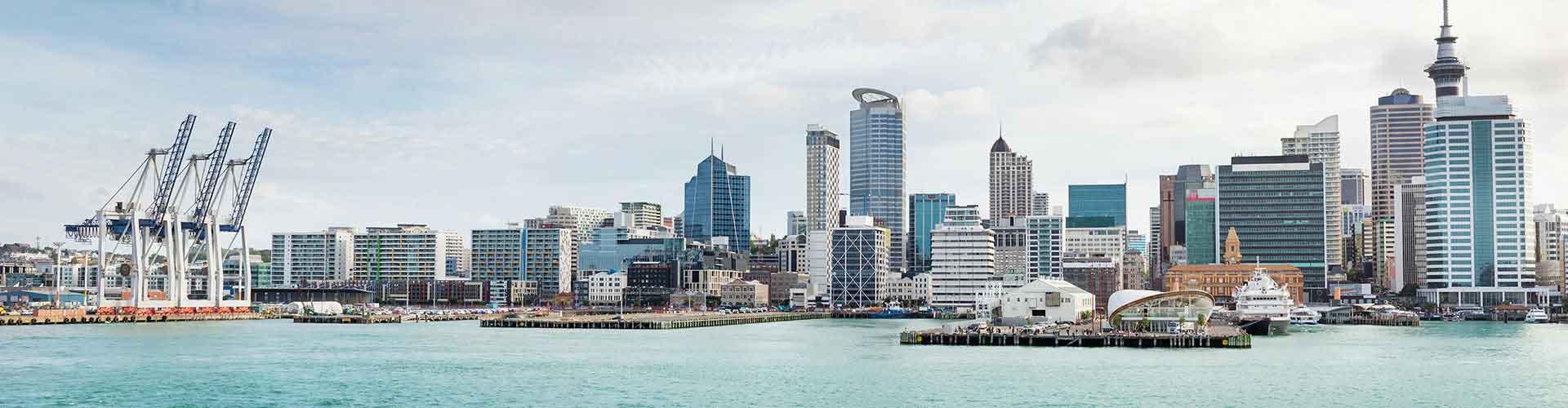 Auckland - Auberges de jeunesse dans le quartier de Auckland CBD. Cartes pour Auckland, photos et commentaires pour chaque auberge de jeunesse à Auckland.