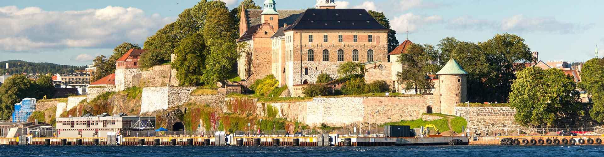 Oslo - Auberges de jeunesse dans le quartier de Ensjø. Cartes pour Oslo, photos et commentaires pour chaque auberge de jeunesse à Oslo.