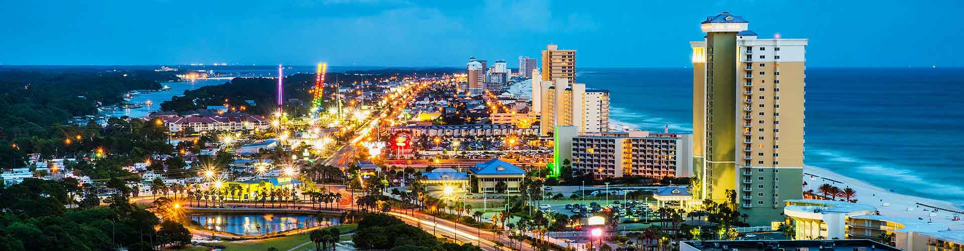 Panama City - Appartements dans le quartier de Perejil. Cartes pour Panama City, photos et commentaires pour chaque appartement à Panama City.