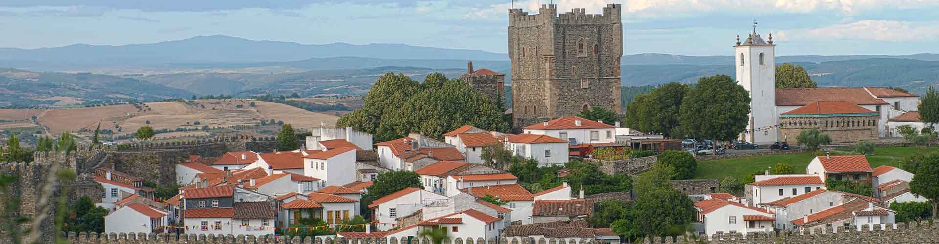 Bragança - Hôtels à Bragança. Cartes pour Bragança, photos et commentaires pour chaque hôtel à Bragança.