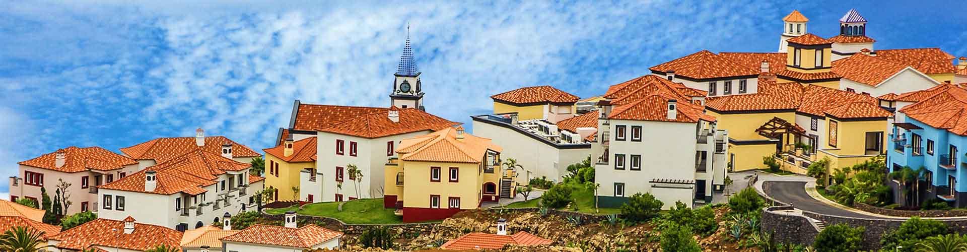 Madeira Island - Auberges de jeunesse à Madeira Island. Cartes pour Madeira Island, photos et commentaires pour chaque auberge de jeunesse à Madeira Island.