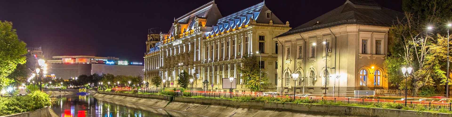Bucarest - Auberges de jeunesse à Bucarest. Cartes pour Bucarest, photos et commentaires pour chaque auberge de jeunesse à Bucarest.