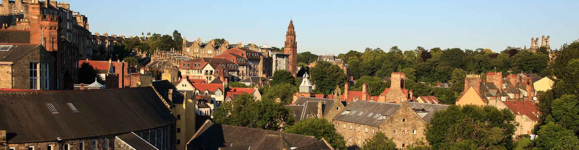 Edimbourg - Appartements dans le quartier de Dean Village. Cartes pour Edimbourg, photos et commentaires pour chaque appartement à Edimbourg.