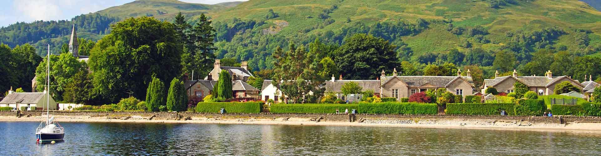 Loch Lomond - Chambres à Loch Lomond. Cartes pour Loch Lomond, photos et commentaires pour chaque chambre à Loch Lomond.