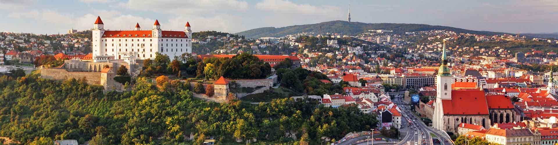 Bratislava - Chambres à Bratislava. Cartes pour Bratislava, photos et commentaires pour chaque chambre à Bratislava.