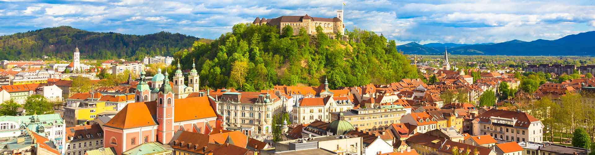 Ljubljana - Chambres à Ljubljana. Cartes pour Ljubljana, photos et commentaires pour chaque chambre à Ljubljana.