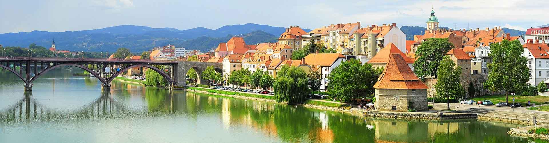 Maribor - Auberges de jeunesse à Maribor. Cartes pour Maribor, photos et commentaires pour chaque auberge de jeunesse à Maribor.