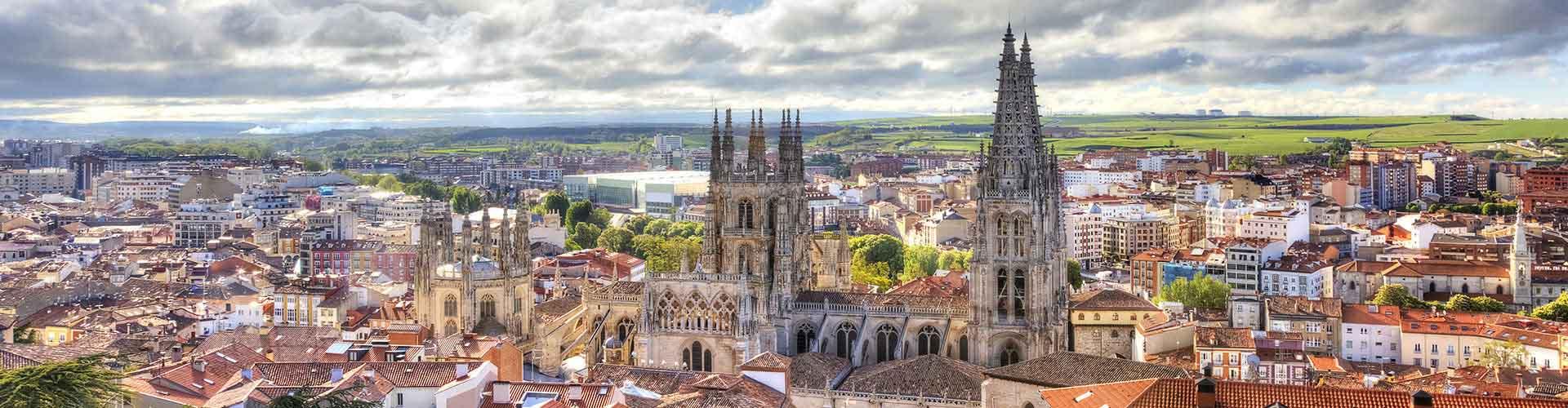 Burgos - Appartments à Burgos. Cartes pour Burgos, photos et commentaires pour chaque appartement à Burgos.