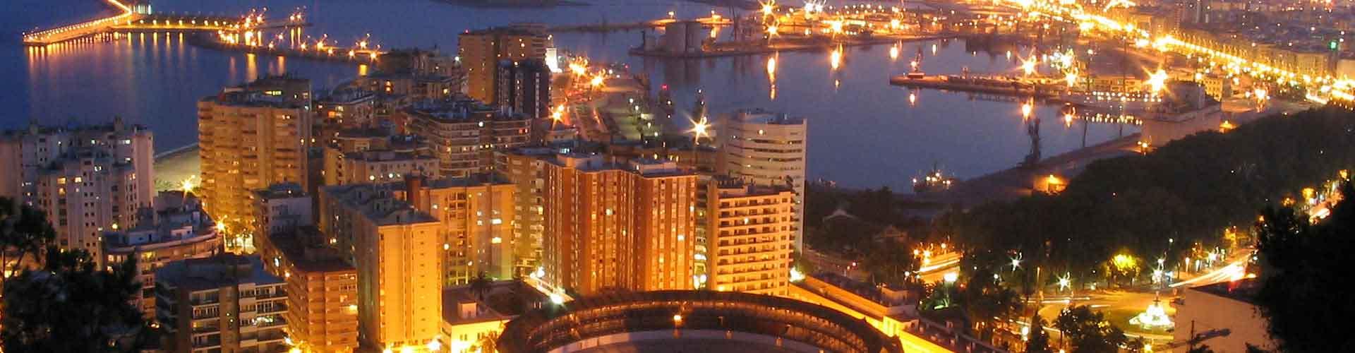 Malaga - Appartements dans le quartier de Malaga Ciudad. Cartes pour Malaga, photos et commentaires pour chaque appartement à Malaga.